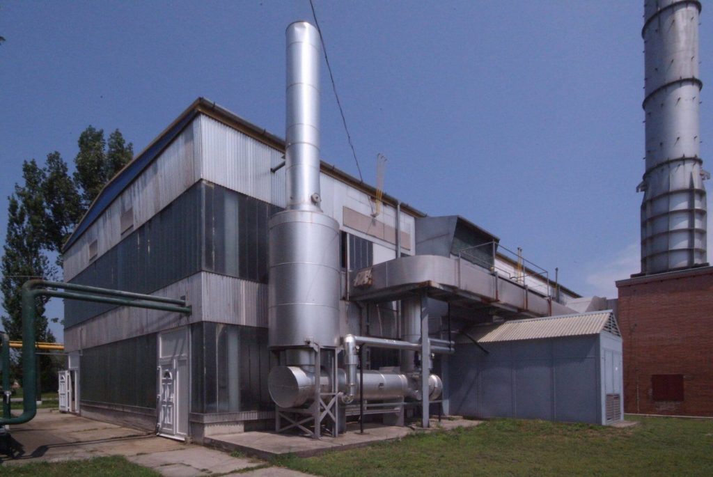 baja energetika fűtőmű 2011 május